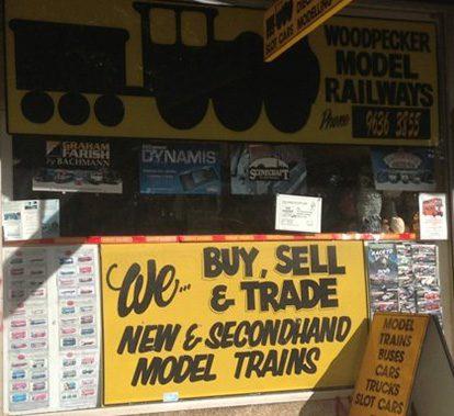 Woodpecker Model Railways