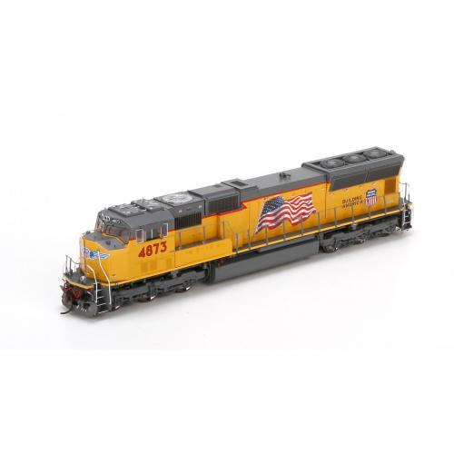 Athearn Genesis 69307 Union Pacific SD70M DCC Sound #4873 HO