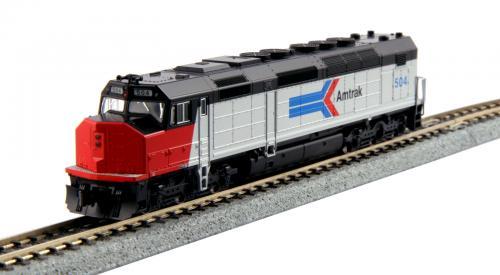 Kato N 176-9201 N EMD SDP40F Type I, Amtrak Phase I Paint #504