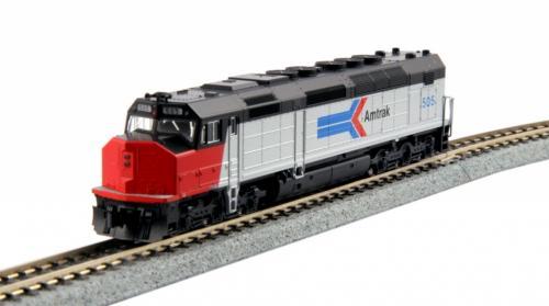 Kato N 176-9202 N EMD SDP40F Type I, Amtrak Phase I Paint #505
