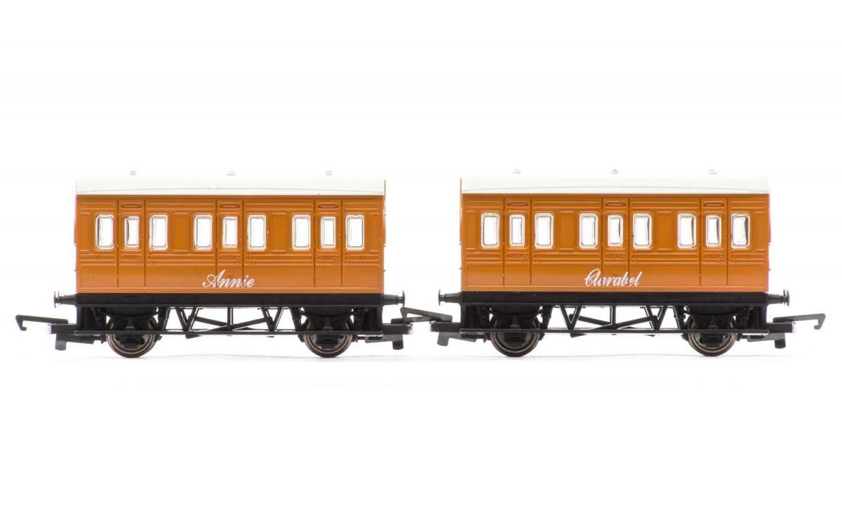 14da7bcf62c Hornby R9293 Thomas   Friends – Annie and Clarabel. Home Hornby Train sets
