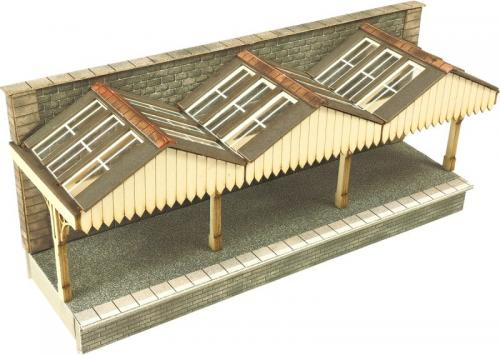 Card Buildings – Woodpecker Model Railways